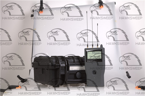 Hs-C3000 plus Professionele Multifunctionele Detector