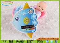 OEM Strook van de het Badthermometer van de Kleuren de Veranderende Baby voor de Gift van de Badkuipbevordering voor verkoop