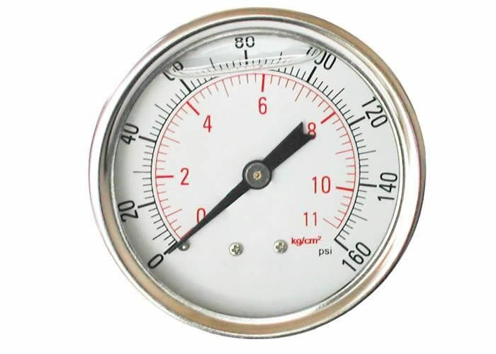 Liquid-filled Pressure Gauge