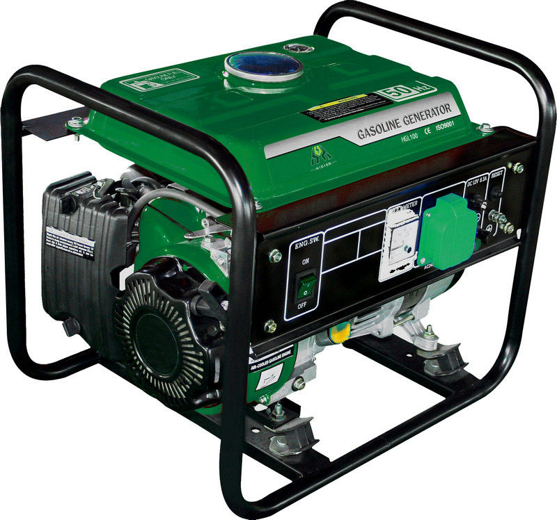 900W / 1KW Portable Gasoline Generator With 4-Stroke OHV Engine